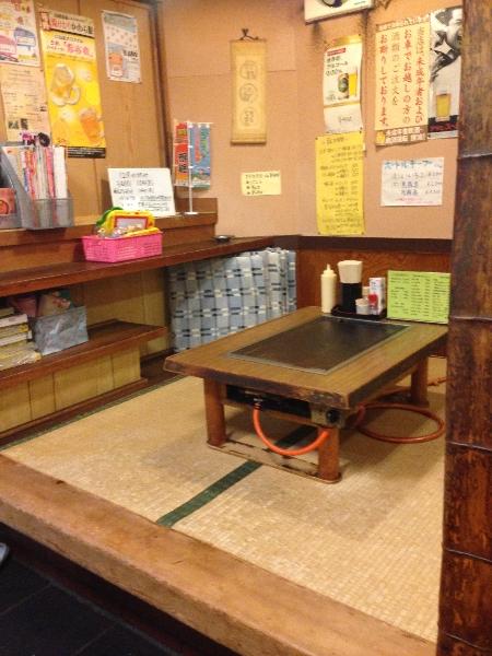 Lørdag kveld var vi på en kjempestilig japansk restaurant.