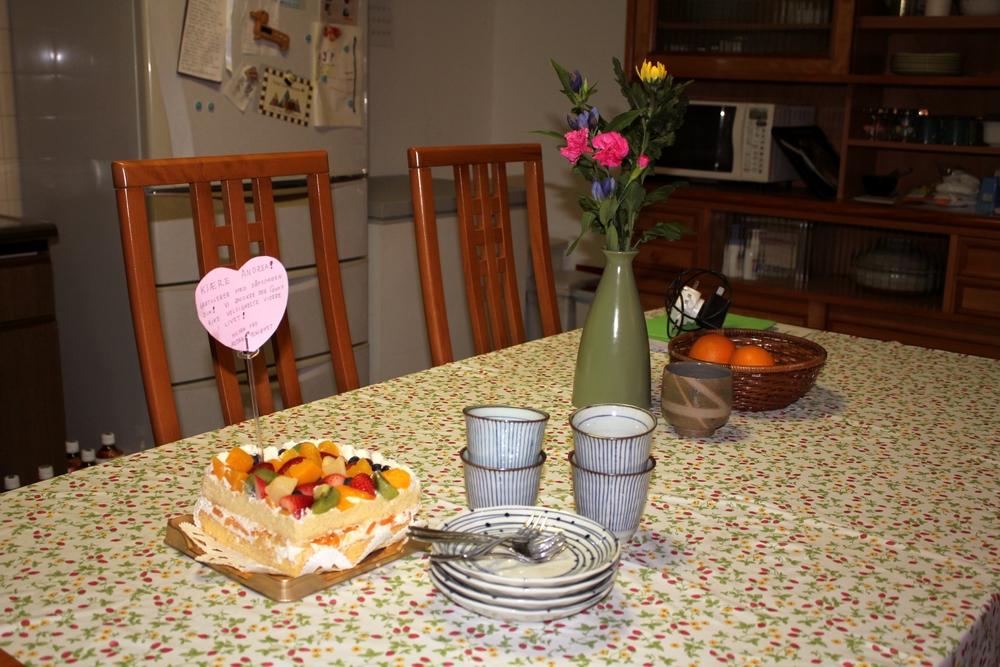 Dåpsdag kakebord