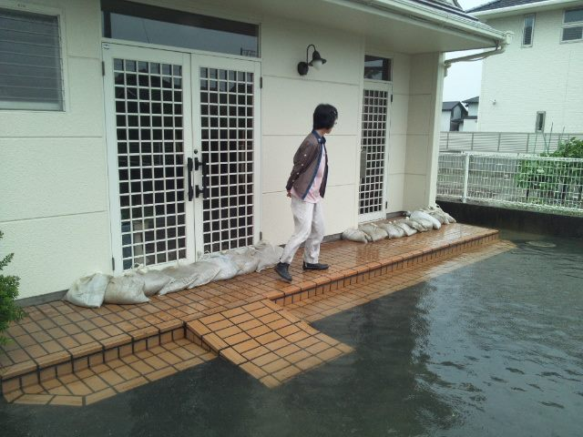 Oversvømmelse i Tamashima 02