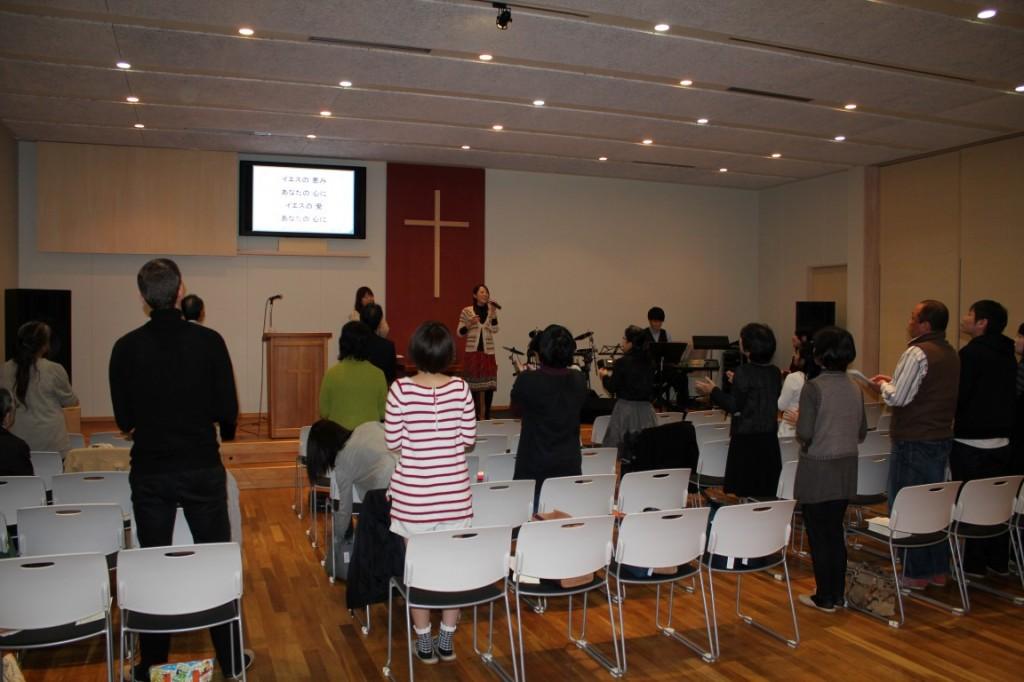 Yonago kirke
