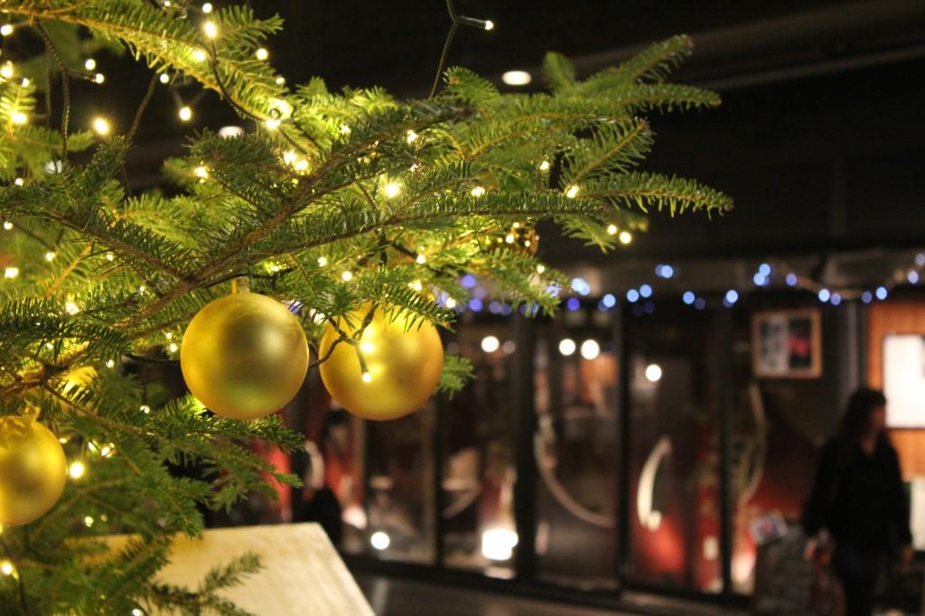 Juletrekuler på Harborland